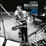Gerry Mulligan- The Concert Jazz Band - At Newport 1960 cd musicale di Gerry Mulligan