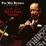 Russell Pee Wee - Complete Live At Bovi's Town Tavern cd musicale di Russell pee wee
