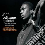 John Coltrane / Red Garland / Donald Byrd - Complete Recordings cd musicale di Garla Coltrane john