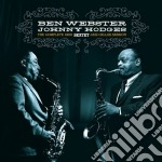 Ben Webster / Johnny Hodges - The Complete 1960 Jazz Cellar Session cd musicale di Hodges Webster ben