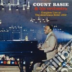 Complete live at the americana hotel 195 cd musicale di Count Basie