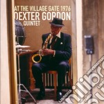 Dexter Gordon - At The Village Gate 1976 cd musicale di Dexter Gordon