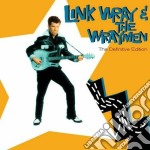 Link Wray & The Wraytmen - The Definitive Edition cd musicale di Wray link & the wray