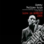 Sonny Rollins - Live In Munich 1965 cd musicale di Sonny Rollins
