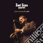 Zoot Sims - Live In Louisville 1968 cd musicale di Sims Zoot