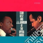 Stan Getz / J.J. Johnson At The Opera House cd musicale di Getz stan and johnso