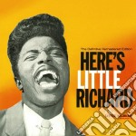 Little Richard - Here's Little Richard / Little Richard Vol. 2 cd musicale di Little Richard