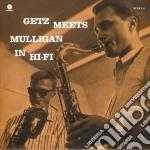 (LP VINILE) Getz meets mulligan in hi-fi lp vinile di Mulligan Getz stan