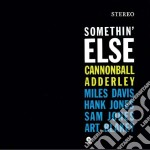 (LP VINILE) Somethin' else lp vinile di Cannonball Adderley