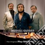 Jacques Loussier - The Original Play Bach Vols. 1 & 2 cd musicale di Jacques Loussier
