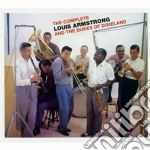 The complete louis armstrong and the dukes of dixieland cd musicale di Louis Armstrong