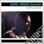 Earl Hines - Earl's Pearls cd musicale di Earl Hines