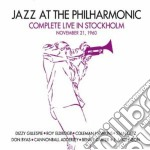 Jazz at the philharmonic - complete live in stockholm cd musicale di Artisti Vari