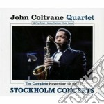 John Coltrane - The Complete November 19, 1962 - Stockholm Concerts cd musicale di John Coltrane