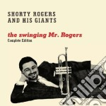 Shorty Rogers - The Swinging Mr. Rogers cd musicale di Shorty Rogers
