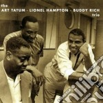 Art Tatum / Lionel Hampton / Buddy Rich cd musicale di Hampton l Tatum art