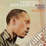 Personal appearance cd musicale di Sonny Stitt