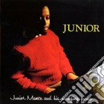 Junior Mance - Junior cd musicale di Junior Mance