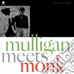 (LP VINILE) Mulligan meets monk [lp] lp vinile di Monk Mukkigan gerry