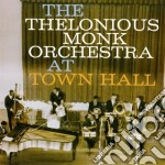 Thelonious Monk - At Town Hall cd musicale di Thelonious Monk
