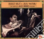 The complete jazz modes sessions cd musicale di Watki Charlie rouse