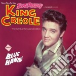 King creole (+ blue hawaii) cd musicale di Elvis Presley