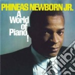 Phineas Newborn Jr.  - A World Of Piano! cd musicale di Newborn jr. phineas