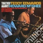 Teddy Edwards  / Howard Mcghee - Together Again! / It's About Time cd musicale di Mcghe Edwards teddy