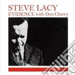 Evidence (+ soprano sax) cd musicale di Steve Lacy