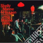 Complete live at the manne-hole cd musicale di Shelly Manne