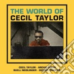 Cecil Taylor - The World Of Cecil Taylor cd musicale di Cecil Taylor