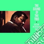 Oscar Peterson - The Sound Of The Trio cd musicale di Oscar Peterson