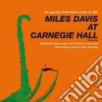 Miles Davis - At Carnegie Hall cd musicale di Miles Davis