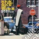 Gary Burton - New Vibe Man In Town / Jazz Wind From A New Direction cd musicale di Gary Burton