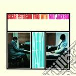 Oscar Peterson / Milt Jackson - Very Tall cd musicale di Jack Peterson oscar