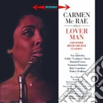 Carmen Mcrae Sings Lover Man And Other Billie Holiday Classics cd musicale di Carmen Mcrae