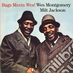 Wes Montgomery / Milt Jackson - Bags Meets Wes / George Shearing And The Montgomery Brothers cd musicale di Jack Montgomery wes