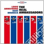 The real ambassadors cd musicale di Bru Armstrong louis