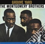 Groove yard cd musicale di Wes Montgomery
