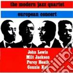 Modern Jazz Quartet - European Concert cd musicale di Modern jazz quartet