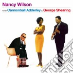 Nancy Wilson With Cannonball Adderley & George Shearing cd musicale di Nancy Wilson