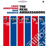 (LP VINILE) The real ambassadors [lp] lp vinile di Bru Armstrong louis