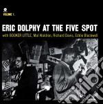 (LP VINILE) At the five spot vol. 1 [lp] lp vinile di Little Dolphy eric