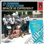 (LP VINILE) Space is different lp vinile di Granadians