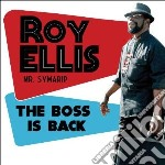Ellis,roy - Boss Is Back cd musicale di Roy Ellis