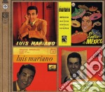 Luis Mariano - The Singles cd musicale di LUIS MARIANO