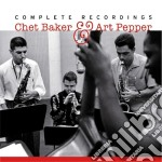 Chet Baker / Art Pepper - The Complete Recordings cd musicale di Pepper a Baker chet