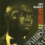 Art Blakey & The Jazz Messengers - Moanin' cd musicale di Blakey art & the jaz