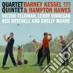 Barney Kessel / Hampton Hawes - Quartet / Quintet cd musicale di Hawes Kessel barney