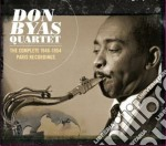 Don Byas - The Complete 1946-1954 Paris Recordings cd musicale di Don Byas